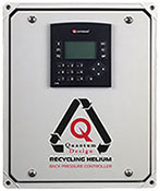 Quantum Design Advanced Technology Helium Recycling - Back Pressure Controller