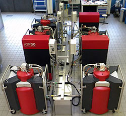 Quantum Design Helium Recycling Case Study:  Leiden University Physics Department