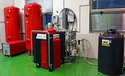 Quantum Design Helium Recycling Case Study:  Servicios Científico-Técnicos, University of Oviedo